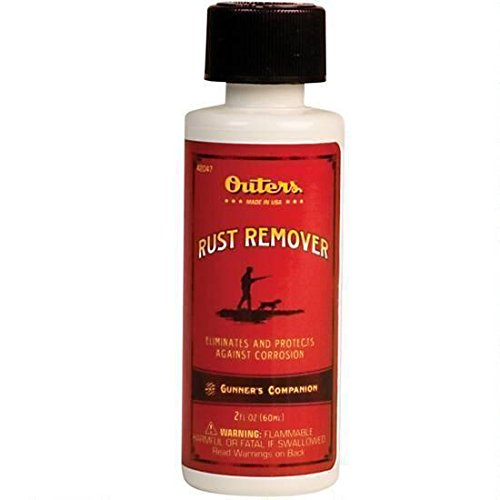 Outers 42047 Rust Remover 2 Oz