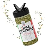 Italian Seasoning - Tuscany Blend INGREDIENTS : oregano,garlic flake,thyme,Onion flake,black pepper,rosemary,parsley,Basil,marjoram PACKAGE : ( 3.5oz ) per order, Resealable package