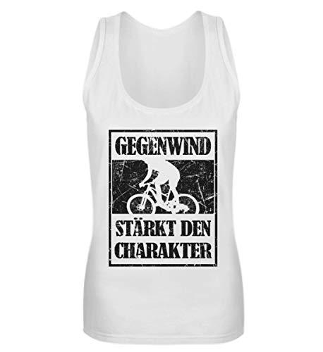 ROCK-WITCHES Grunge - Camiseta de tirantes para mujer Blanco XL