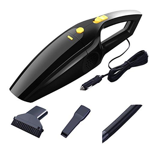 Aspirateur de voiture YLLXX Haute Puissance Voiture Aspirateur Voiture Puissance Aspirateur Compact Voiture Nettoyant (390 * 90Mm)