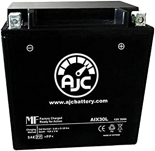 Polaris Sportsman 800 EFI X2 800CC ATV Replacement Battery (2007-2009) - This is an AJC Brand Replacement