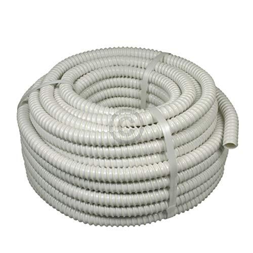 DL-pro Kondensatschlauch Kondenswasser Schlauch 20mm Klimaanlage Klimagerät 30m
