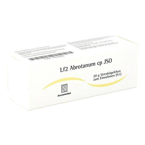 JSO Lf 2 Abrotanum cp Globuli 20 g