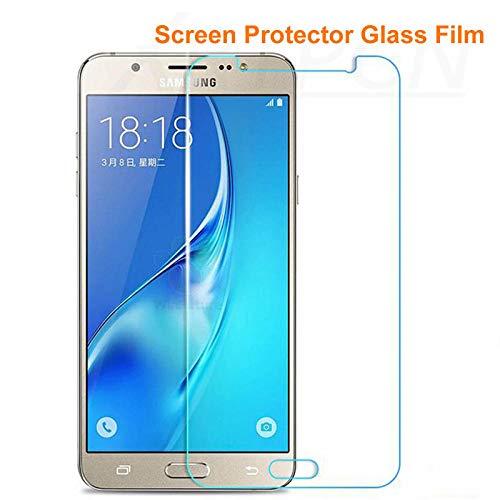 PANGLDT 3 Pack Protector Pantalla Vidrio Templado Encendido para Samsung Galaxy A3 A5 A7 J3 J5 J7 2015 2016 2017 Protector de Pantalla para Samsung A5 A7 J3 J7 2017 2018 Vidrio-para Samsung J5