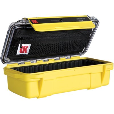 UK Lights Koffer Ultrabox 206 17 cm 0.60 Liter Gelb 219708