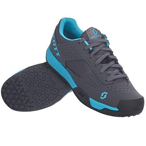 Scott MTB AR Damen Fahrrad Schuhe grau/blau 2021: Größe: 38