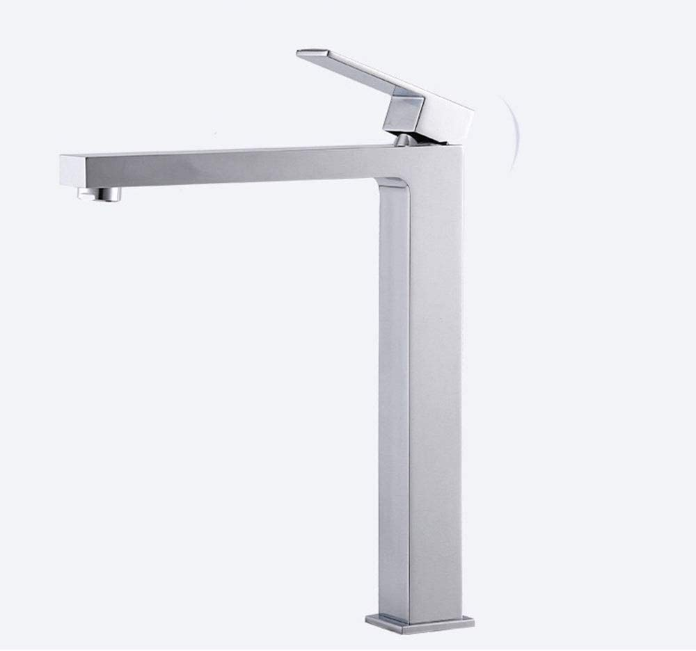 SPRINGHUA Four-Sided Basin Wide Bathroom Waterfall Mouth Washbas 2021 spring and summer 2021 autumn and winter new new