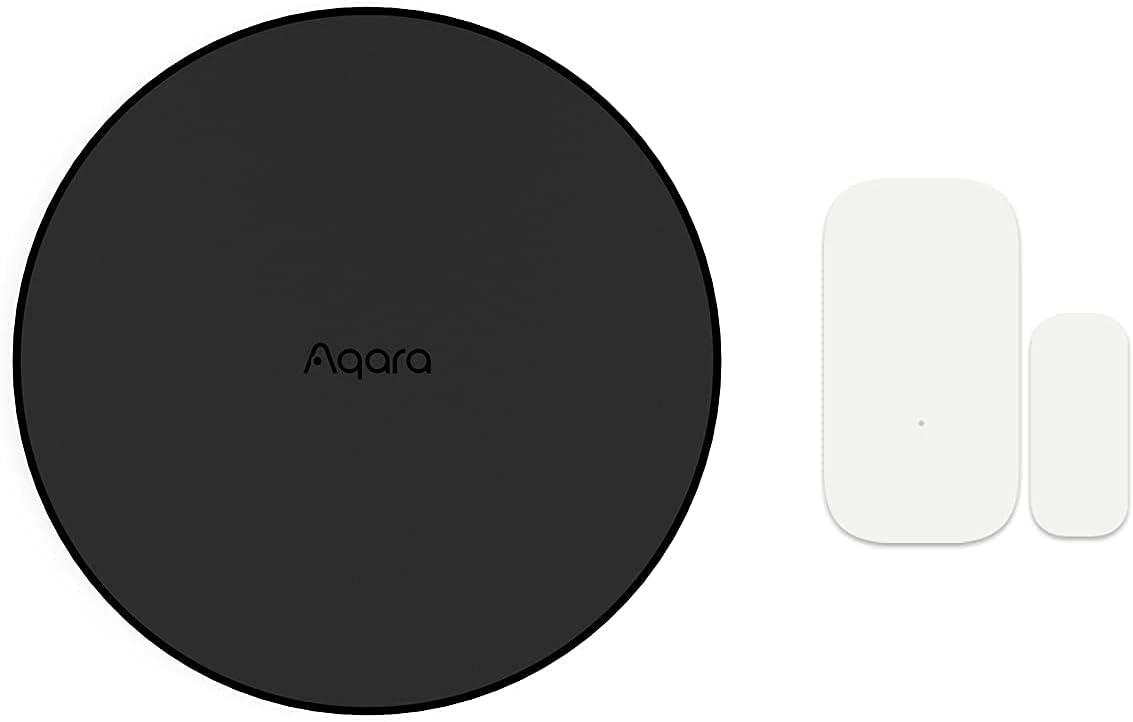 Aqara Smart Ranking TOP6 Hub M2 Plus Door Con Window Sensor and Max 47% OFF Zigbee