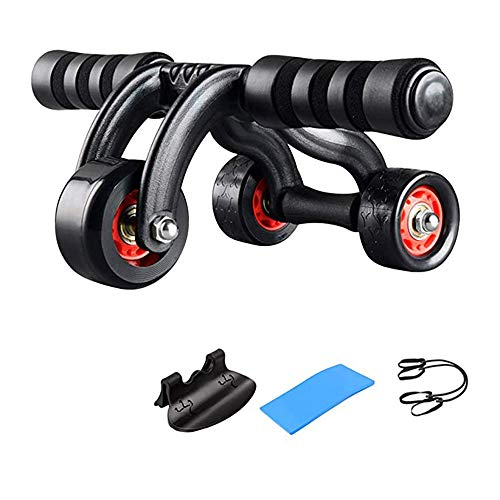 Rol van Ab Wheel Pushup Stands Thuis Fitness Equipment Gym Fitness Exerciser Beugels Bold Versterkte Push-Ups Chest armspieren Beginner Training