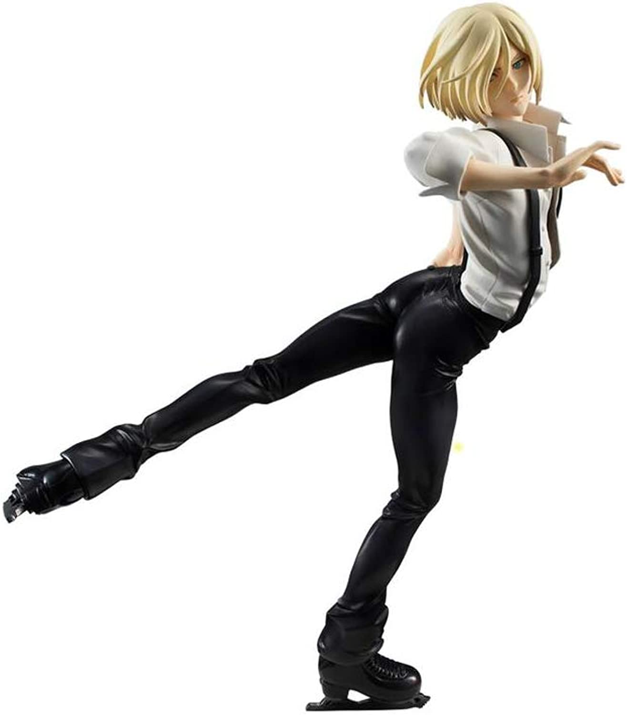 comprar descuentos Megahouse Estatua Yuri Yuri Yuri & Pyocha 18 cm. Yuri    on Ice. Serie G.E.M  gran venta