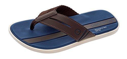 Raider Cartago Chanclas Cartagena II Thong, Zapatos de Playa y Piscina Unisex Adulto, Azul (Azul C11231/23186), 42 EU