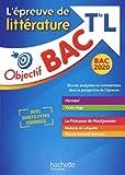 Objectif Bac 2020 Epreuve De Littérature Term L