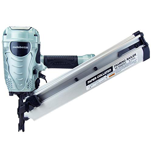 Metabo HPT NR90ADS1 Framing Nailer, 2