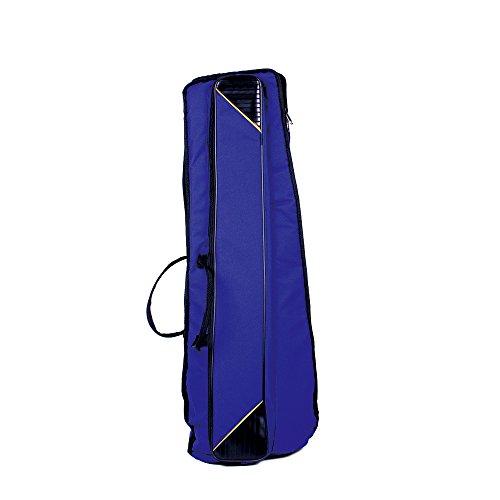 Andoer® 600D Wasserbeständige Posaune Gig Tasche Oxford Tuch Rucksack Verstellbare Schulterriemende Tasche 5mm Baumwolle Gepolsterter für Alt/Tenor Posaune