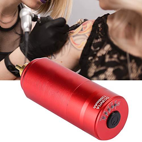 Alimentation de la machine de tatouage, mini petit stylo de tatouage, alimentation sans fil, connexion d'alimentation, stylo de tatouage, accessoires de tatouage de puissance pour salon de maison(2)