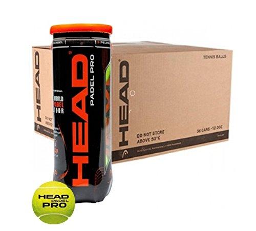 Cajon Head Padel Pro 24 Botes: Amazon.es: Electrónica