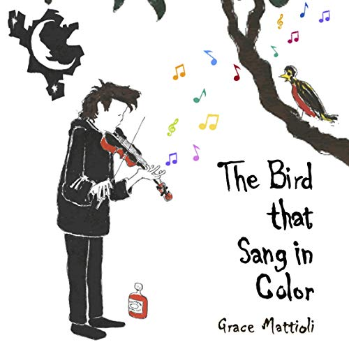 The Bird That Sang in Color cover art