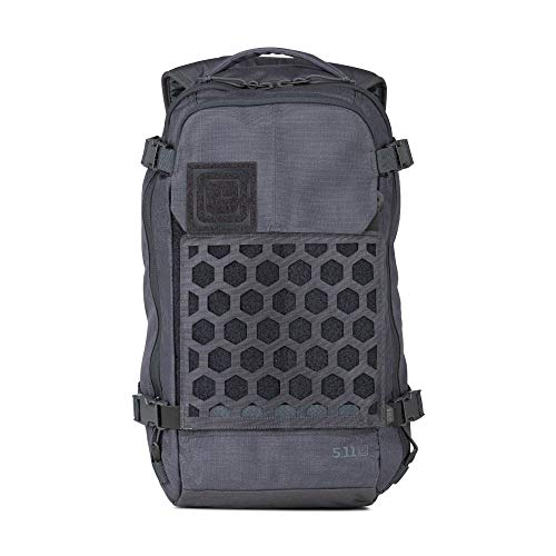 5.11 TACTICAL SERIES AMP12 BACKPACK Casual Daypack, 51 cm, Grey (Tungsten)