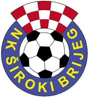 NK Siroki Brijeg - Bosnia-Herzegovina Football Soccer Futbol - Car Sticker - 4