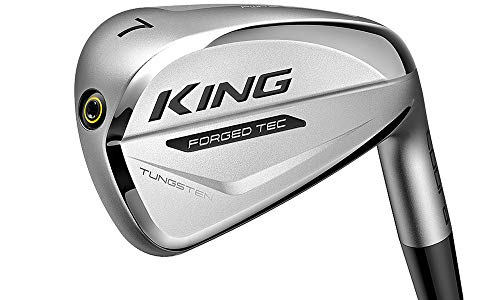 Cobra King Forged TEC [8] Iron Set 4-GW KBS $-Taper Lite Stiff Mens Right Hand -  501200-KBS-2019-VAR-STAPER-4G-S-RH