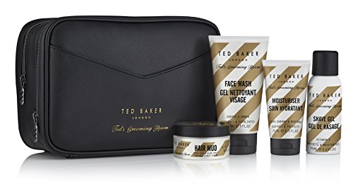 Ted Baker Ted's Grooming Room The Full Ted Regime Gift Set and Wash Bag