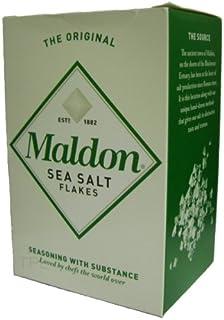 Maldon Seasalt Crystal 12 X 240g