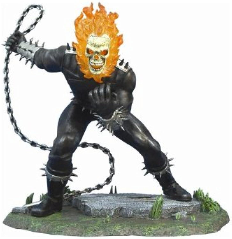 Marvel Statue 1 12 Ghost Rider 15cm
