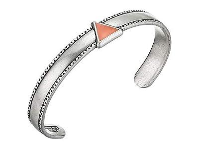 Alex and Ani Women's Shark Tooth Chili Cuff Bracelet