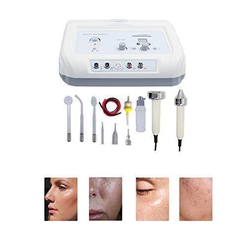 LXT PANDA Diamond Microdermabrasion Peeling Facial Pore Cleanser, Blackhead Remover Pore Vacuum Cleanser, Professional Face Beauty Dermabrasion Kit.