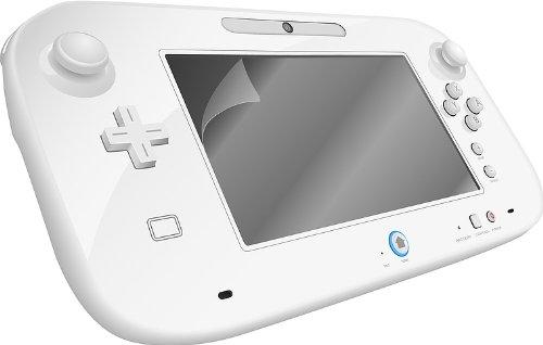 Speedlink Glance Wii U Bildschirmschutzfolie für das Gamepad (schützt das Display, Mikrofasertuch und Rakel)