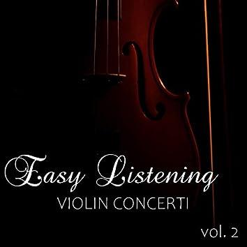 Easy Listening Violin Concerti vol. 2