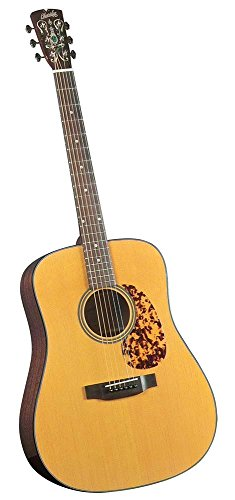 Blueridge Guitars 6 String Acoustic Guitar, Right Handed, Dreadnaught Sitka (BR-140)