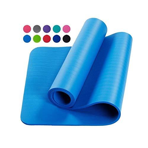 YSCYLY Burst Resistance Zwitserse bal, 65 cm Yoga Ball/Yoga Mat/Pedaal Tspanning Top, Gym Kwaliteit Fitness Bal voor Vrouwen en Mannen