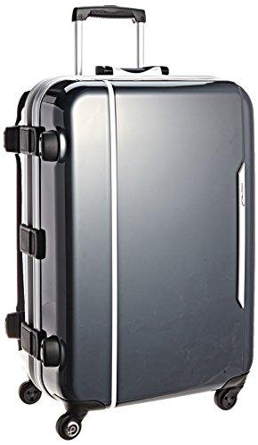 [プロテカ] Proteca 日本製スーツケース レクト 67L 3年保証付き 00541 02 (ガンメタリック)