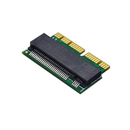 para la Tarjeta de expansión de Escritorio GBPS PCI-E M.2 a MacBook Air Pro SSD PCI-E Hudson Studio