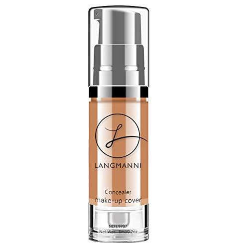 Makeup Liquid Concealer Foundation feuchtigkeitsspendender Concealer BB creme E