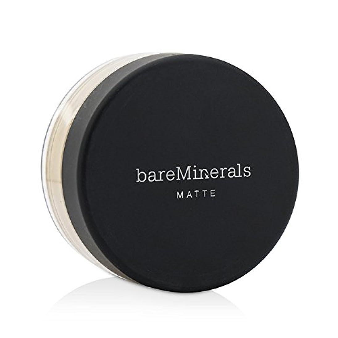 分泌するつかまえる孤児BareMinerals ベアミネラル マット ファンデーション SPF15 - Golden Medium 6g/0.21oz並行輸入品