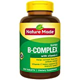 B Complex Supplements