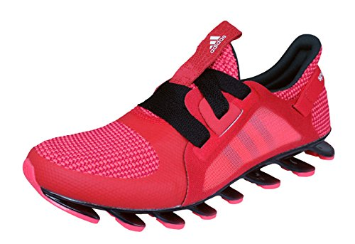 adidas Springblade Nanaya Damen Lauftrainer/Schuhe-Red-38