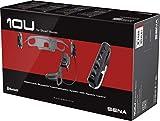 Sena 10U-SH-12 Sistema di Comunicazione Bluetooth con Controllo Remoto per...