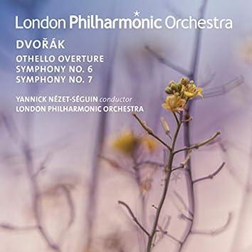 Dvorak: Othello Overture - Symphony Nos. 6 & 7 (Live)