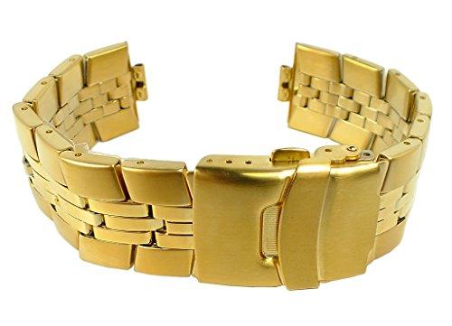 Rowi Since 1885| Reloj de Pulsera 20mm, 22mm/Hitec Oro de Colores, Cambio anstoß 32129g