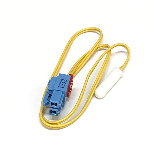 OEM Samsung Temperature Sensor Located In The Refrigerator Section Shipped With RF263TEAEBC/AA (0004), RF263TEAEBCAA, RF263TEAESG, RF263TEAESG/AA, RF263TEAESG/AA (0000), RF263TEAESG/AA (0001)