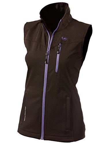 Ultrasport Athina Weste Softshell Chaleco, Mujer
