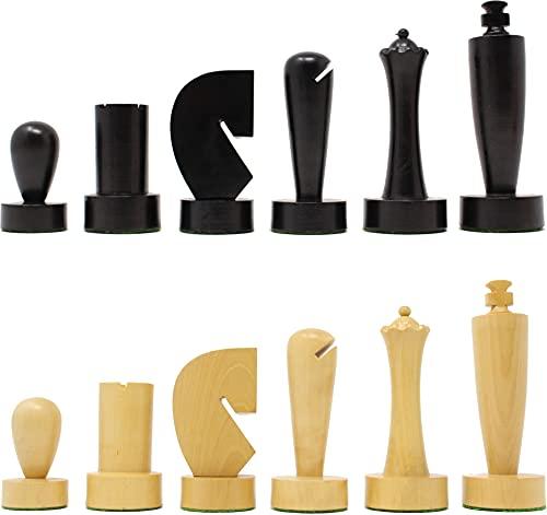 チェスジャパン チェス駒 ベルリーナー 96mm