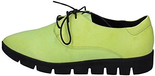 VIC Elegante Schuhe Schuhe Schuhe Damen Leder Grün  wunderschönen