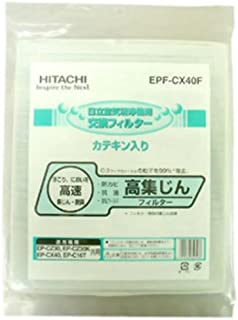 交換用フィルター EPF-CX40F