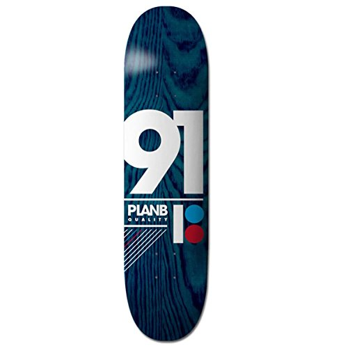Plan B Skateboard Decks - Plan B Team 91 Skateb...