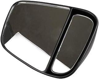 Left coppia copri specchietto retrovisore ABS nero opaco adatto per Talento 2016- EBTOOLS Calotta specchietto retrovisore