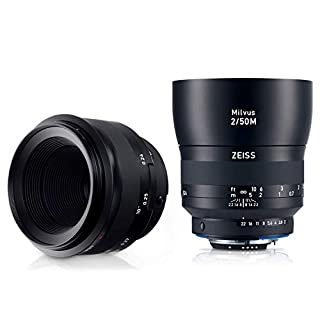 Zeiss Milvus 50mm f/2M ZE Lens (Nikon F-Mount) (B0163K1AUE) | Amazon price tracker / tracking, Amazon price history charts, Amazon price watches, Amazon price drop alerts